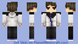 Skin of Jules ~ Minecraft Skin