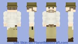 Julian Albert (India Exploration Suit) - CW Minecraft Skin