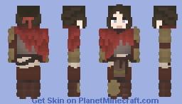 [LOTC] Athena Promachos Minecraft Skin