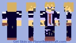 Agent Jones (Jump 15) Minecraft Skin
