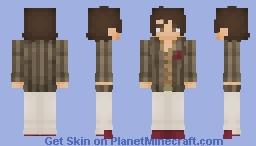 Jun Oda - Yakuza 0 Minecraft Skin
