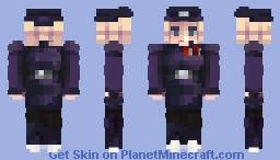 STAR WARS - JUNO ECLIPSE Minecraft Skin