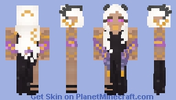 ☽ Upgraded Juno (Dunwater Only) ☾ Minecraft Skin