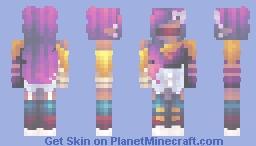 just wanna go home Minecraft Skin