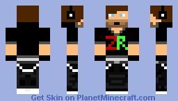 Zacky Rawrs Minecraft Skin