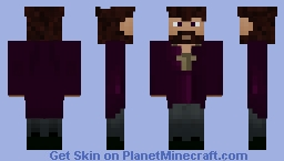 JustDave Minecraft Skin