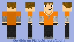just for fun Minecraft Skin