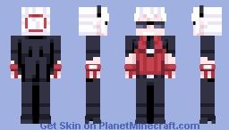 Justice Minecraft Skin