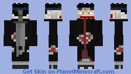 Juzo Biwa: Naruto Shippuden (#0357) Minecraft Skin