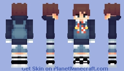 BX from CIX Minecraft Skin