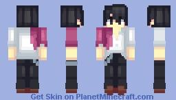 Kizami Yuuya [Corpse Party] Minecraft Skin