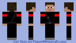 Pink Floyd (In the Flesh) Minecraft Skin