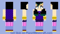 Kaato Higashikata (JoJolion) Minecraft Skin