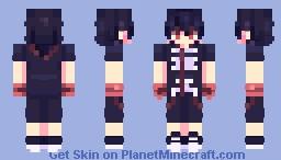 Kabane Kusaka / Kemono Jihen Minecraft Skin