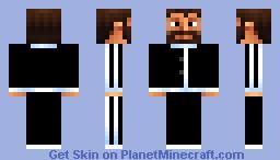 Kac's Track Suit Minecraft Skin