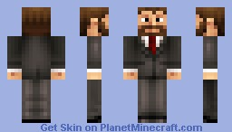 The Skin of Kacboy Minecraft