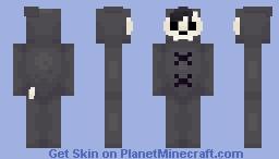 Kai (Hex) Minecraft Skin
