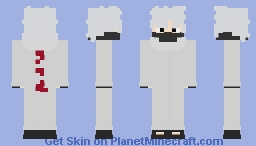 Kakashi Hatake [Become 6th Hokage] [The Last] Minecraft Skin