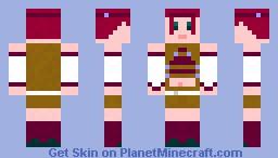 kallen stadtfeld (code geass) Minecraft Skin