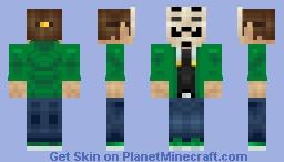 Kama's Skin - 2021 Minecraft Skin