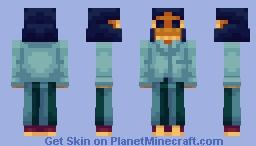 Smile for Me - Kamal Bora Minecraft Skin