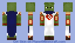 Kami (Dragon Ball) (1.8) Minecraft Skin