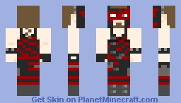 Kane (2003) Minecraft Skin
