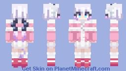 Kanna Kamui Minecraft Skin