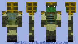 Kapkan Minecraft Skin
