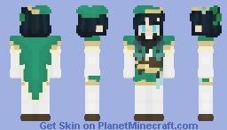 Venti - Genshin Impact Minecraft Skin