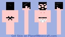 KuleDUD3 KARATE Minecraft Skin
