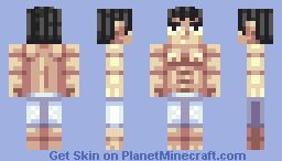 Martial Artist Minecraft Skin