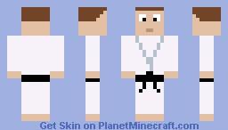 Karate skin