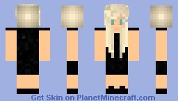 Karina Minecraft Skin
