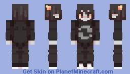 karkat remake Minecraft Skin