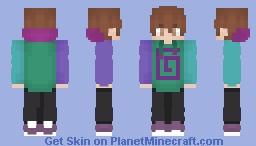 KarlJacobs - MCYT Minecraft Skin