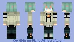Karuto Minecraft Skin