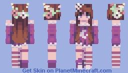 Kawaii - Fanskin Minecraft Skin