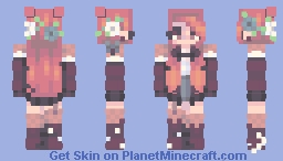 take a slice ; sf attack (late) Minecraft Skin