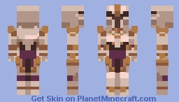 League of Legends - Kayle Minecraft Skin