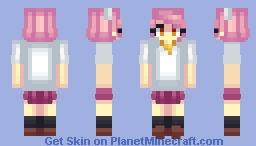 Kazuki Yoshino [Misao] Minecraft Skin