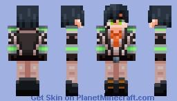 Kazuma (MMSF4) Minecraft Skin