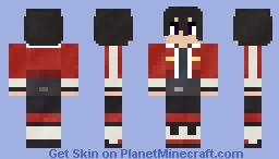 Keith Kogane Minecraft Skin