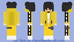 "[CLK / Fiibit] Kiriko ""Kelly"" Shimada (From ""Free Fire"") Minecraft Skin"