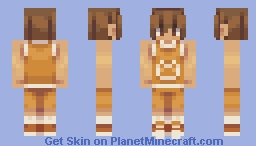 Kel - Omori おもり Minecraft Skin