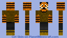 Skyrim: Khajiit!!! Minecraft Skin