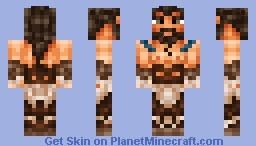 Khal Drogo [Game of Thrones] Minecraft Skin