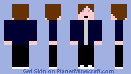 Kiba Minecraft Skin