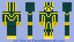 Kickass2 Minecraft Skin