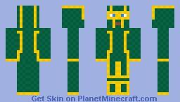 Kick Ass - Kick Ass Minecraft Skin